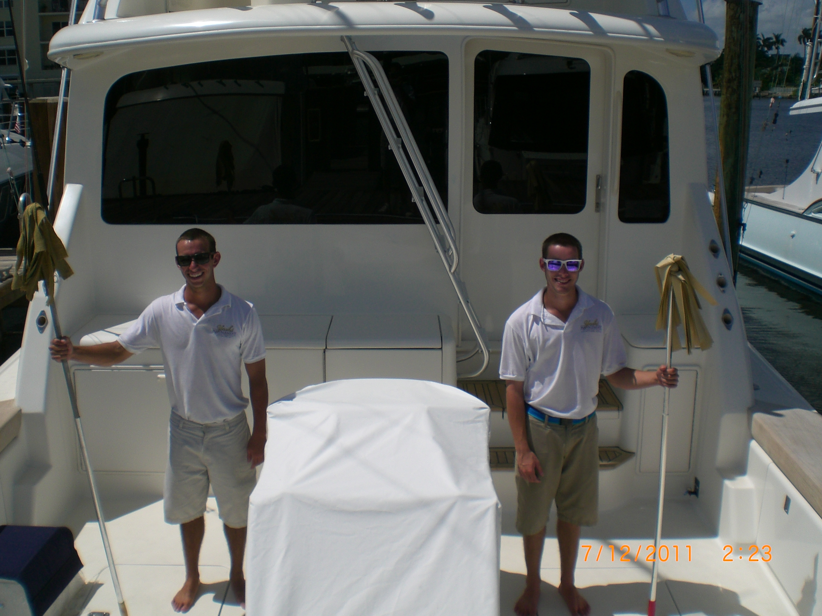 Joshua Kerrigan & Yacht Management, Inc.